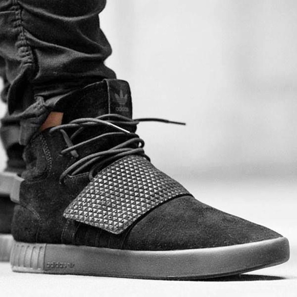 Adidas Originals Tubular Invader Strap Men's Shoes